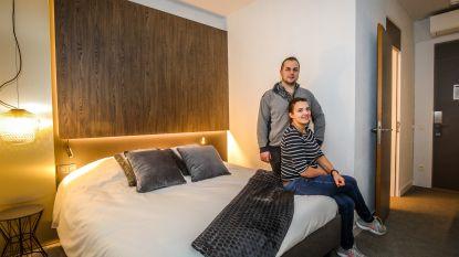 """Hotel Pax maandag weer open na grondige renovatie: """"We bieden onze gasten meer comfort in vernieuwde kamers"""""""