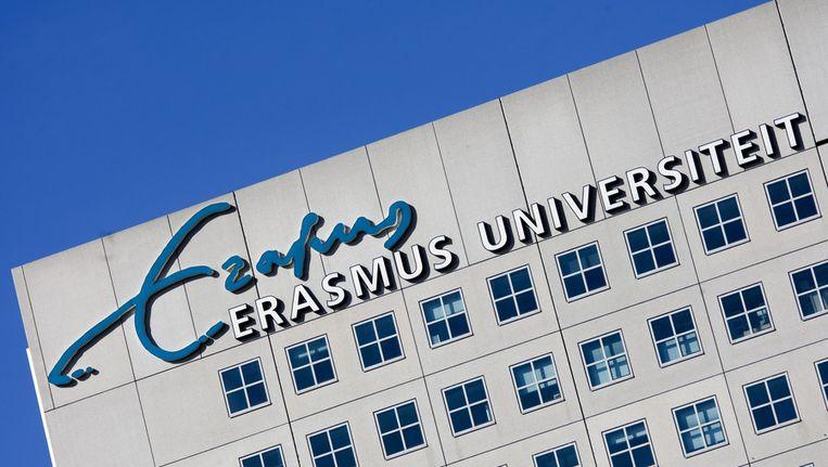 Erasmus Universiteit Rotterdam Beeld ANP