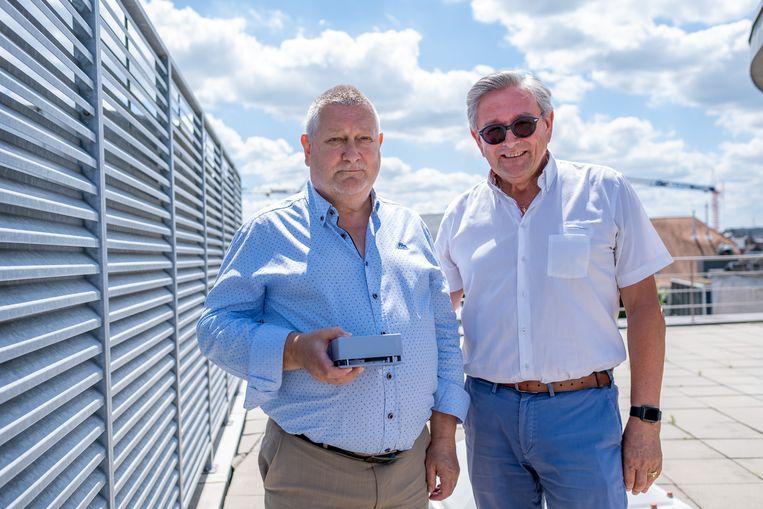 Patrice Delathouwer en Petter Michelsen van Rondom 't Veer