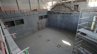 Grootste onderwaterfilmstudio in de maak