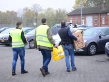 Duitse politie doorzoekt woning Satudarah-oprichter B. in Alstätte