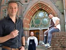 'Pop-up restaurant in de Gouwekerk? Briljant plan, maar kon gelijk de prullenbak in'