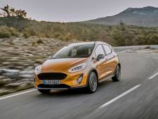 Stoere Ford Fiesta Active rijdt vooral comfortabel