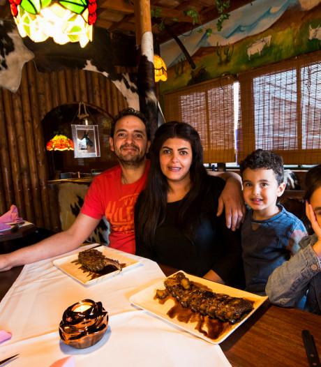 Argentijns restaurant El Caballo serveert hapjes die doen denken aan oma's verjaardag