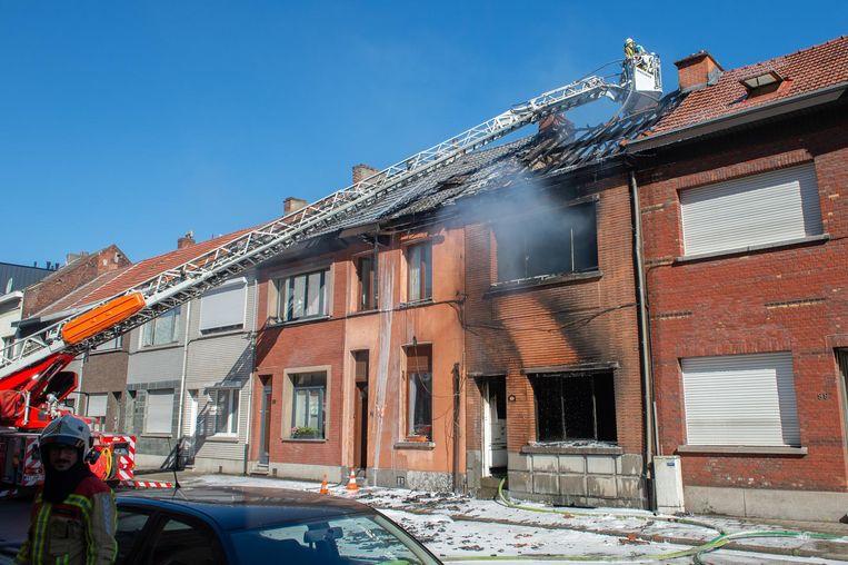 Het rijhuis in de Sint-Bartholomeusstraat was al een maand onbewoond.
