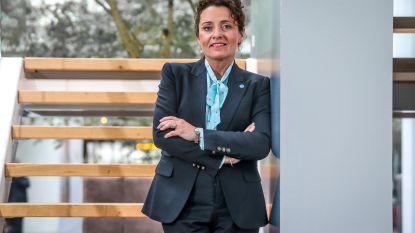 """Lydia Peeters (Open Vld): """"Limburg wordt nog te vaak stiefmoederlijk behandeld. Dus hoe meer ministers van bij ons, hoe beter"""""""