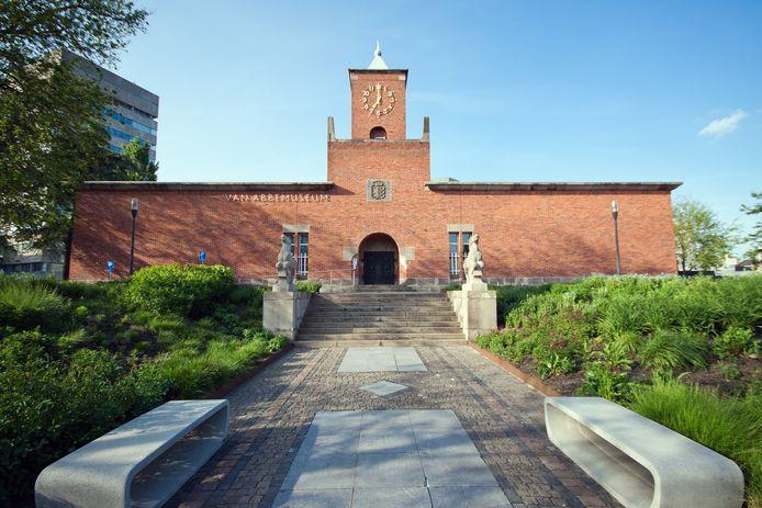 Het Van Abbemuseum in Eindhoven.
