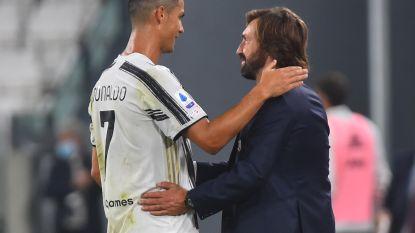 Cristiano Ronaldo meteen op de afspraak bij debuut van coach Pirlo: Juve klopt Sampdoria met 3-0