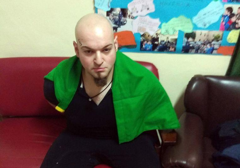 Dader Luca Traini wilde wraak nemen op de moordenaar van het achttienjarige Italiaanse meisje dat in stukken gesneden in twee reiskoffers gevonden werd.