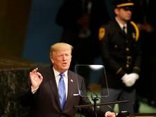 Trump komt met eigen 'As van het Kwaad'
