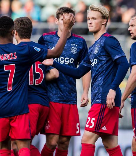 Bekerduel met Ajax niet op veld ASV De Dijk