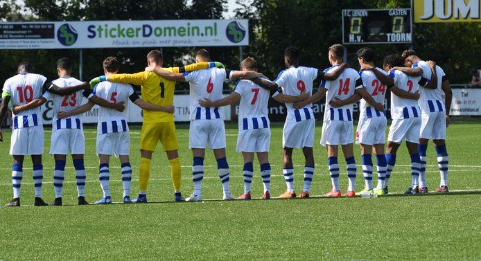 FC Lienden stopt met de zondag 1-afdeling.