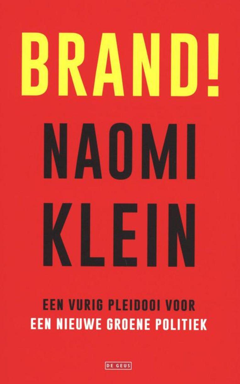 Naomi Klein Beeld De Geus