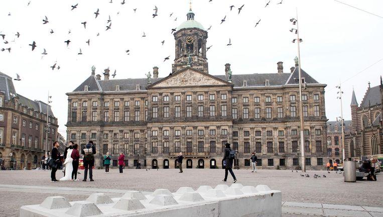 In totaal was het paleis 245 dagen geopend voor publiek. Beeld anp