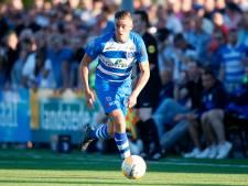 Benschop (19) wil bij PEC Zwolle doorbreken als verdediger