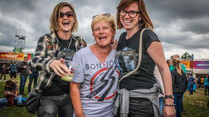 """Onze hele jeugd lang zong mama mee met Bon Jovi"""