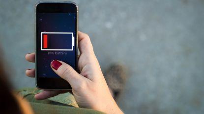 Deze vijf smartphones beschikken over een uitstekende batterij