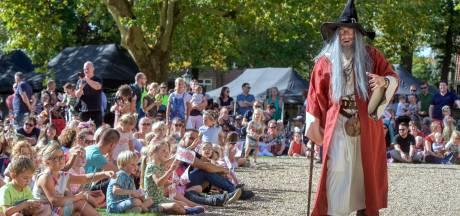 Prinses Anerijntje is gevonden! Kinderen verklaren Sprookjesfestival voor geopend