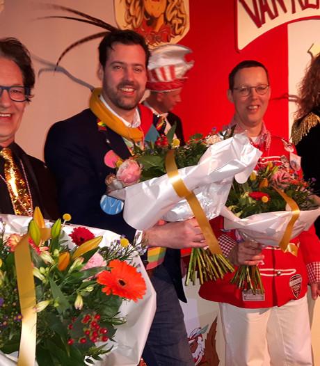 Prins carnaval benoemt Dick Groenland tot officier in Orde Döllekesgat