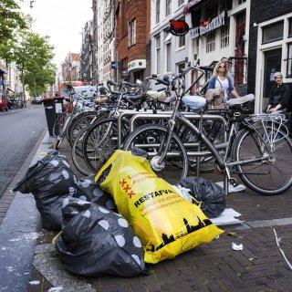 Het is op vele fronten een puinhoop bij de Amsterdamse afvalverwerker