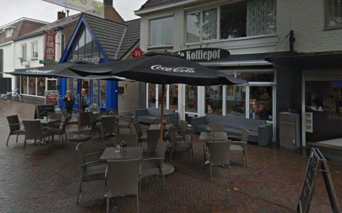 De Koffiepot aan het Oosteinde in Hardenberg.