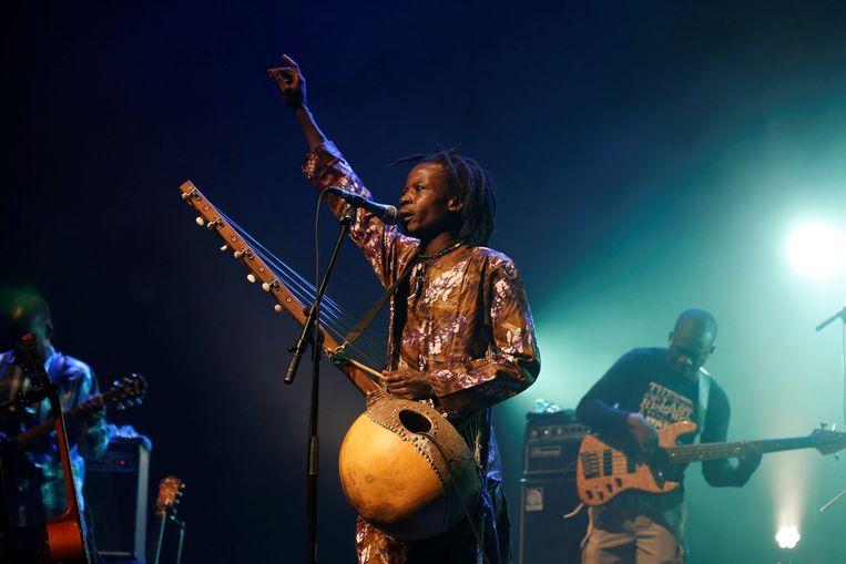 Multiculturele muziek op Roots Open Air Beeld Roots