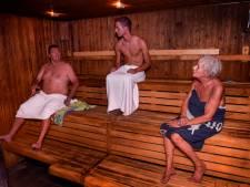 Sauna's zijn weer open: 'We hopen dat we geen politieagent hoeven te spelen'