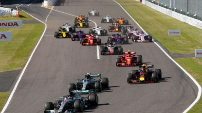 Formule 1 bevestigt kalender: 21 grand prixs in 2019