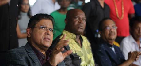 Beoogde nieuwe regering van Suriname ontvouwt alvast haar plannen
