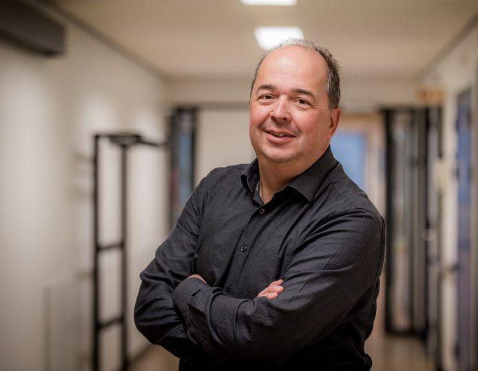 Michel van Erp van vakbond NU91.