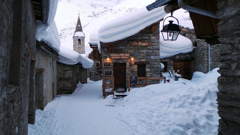 Bonneval Sur Arc, Frankrijk Beeld Maurienne Vanoise - Joseph Jeanmart