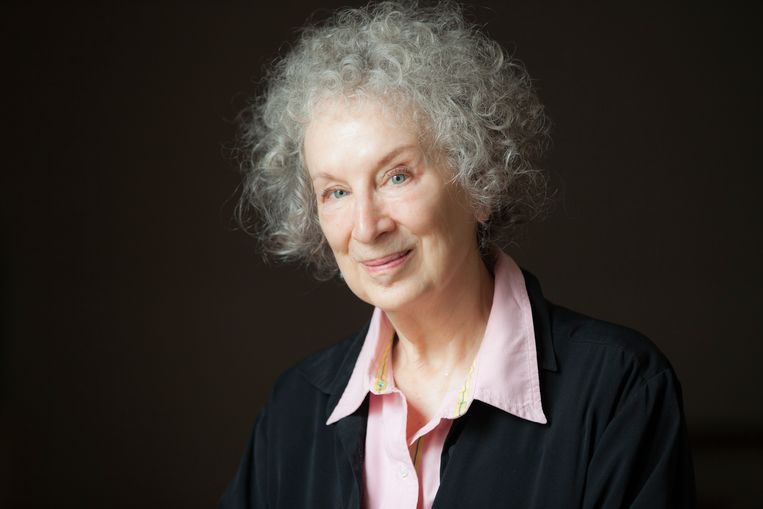 Margaret Atwood Beeld Foto Getty