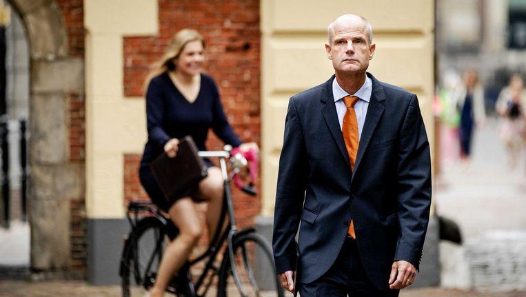 Kan Stef Blok nog functioneren als minister van Buitenlandse Zaken nadat hij zoveel landen heeft beledigd? Beeld Robin van Lonkhuijsen