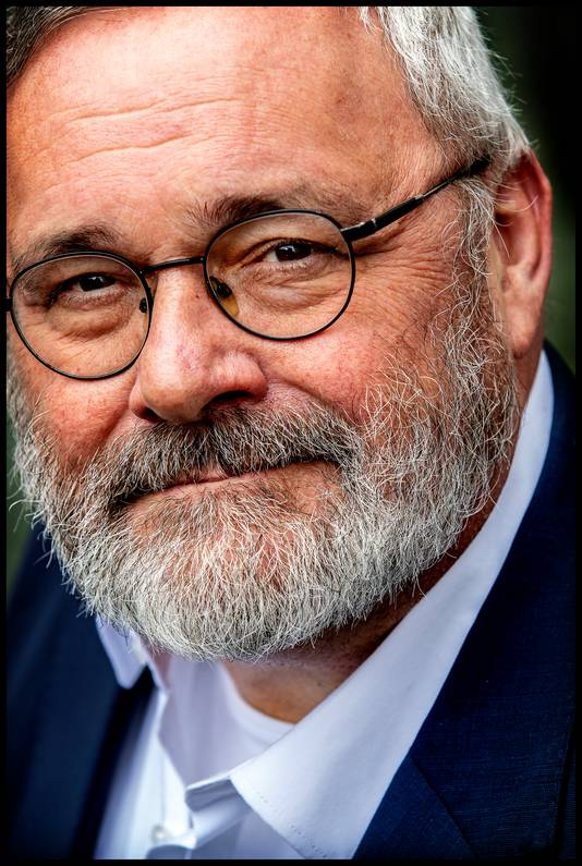 GGD-directeur Sjaak de Gouw