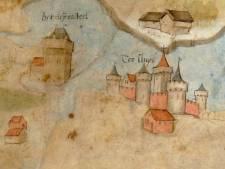 Toren van Bourgondië bij Sluis is een pareltje