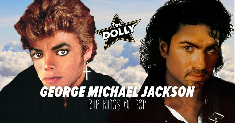 Zing mee met George Micheal Jackson in Disco Dolly. Beeld Disco Dolly