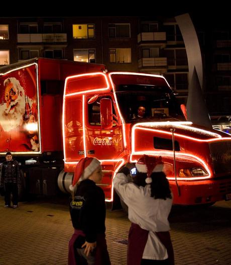 Verzet tegen kersttruck van Coca-Cola