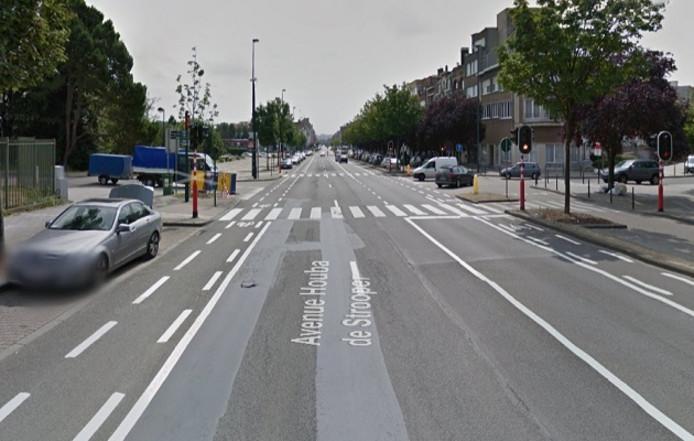 Avenue Houba de Strooper (archive d'illustration)