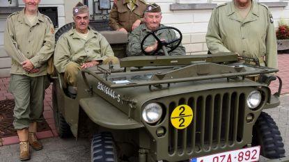 Tanks houden opnieuw halt op Bosberg