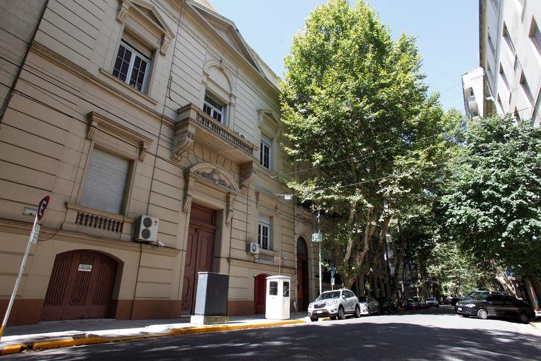 De Russische ambassade in Buenos Aires.