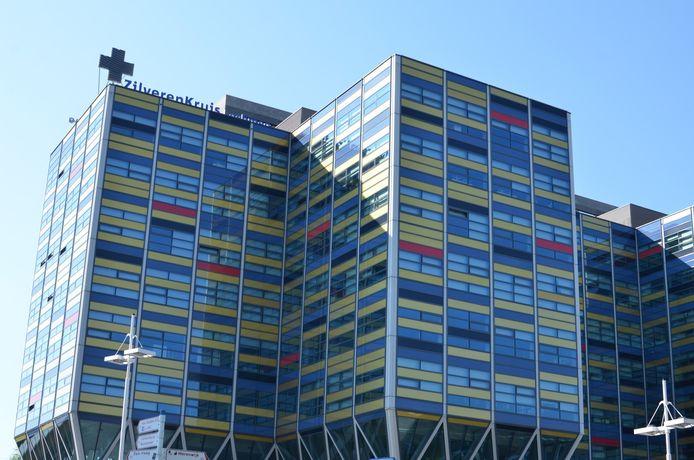 Het hoofdkantoor van Zilveren Kruis in Leiden