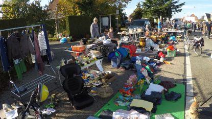 Rommelmarkt Chiro Viersel verhuist naar Netekanaal