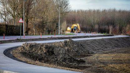 Werken in Grintweg tussen Zandvoorde en Oostende eindigen komende week