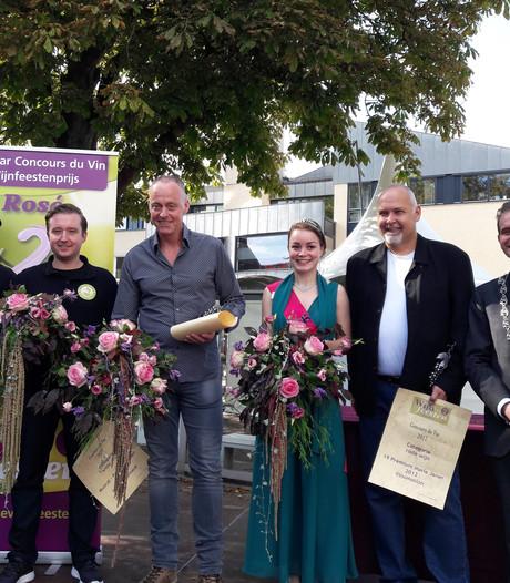 Eerste Groesbeekse wijnprijzen uitgereikt