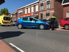 Aanrijding tussen auto en scootmobiel in Almelo