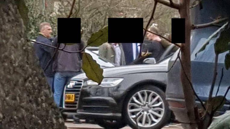 De Russische verdachten van de cyberaanval in Den Haag. Beeld Ministerie van Defensie