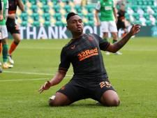 Eerste tegentreffers voor morsend Rangers in aanloop naar duel met Willem II