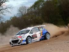 Kevin Abbring winnaar Rally van Wallonië