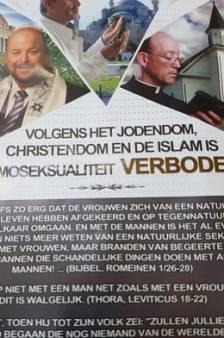 Taakstraf geëist voor verspreiden anti-homo-folder