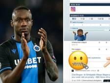 Mbaye Diagne écarté du noyau A: un retour à Galatasaray se profile